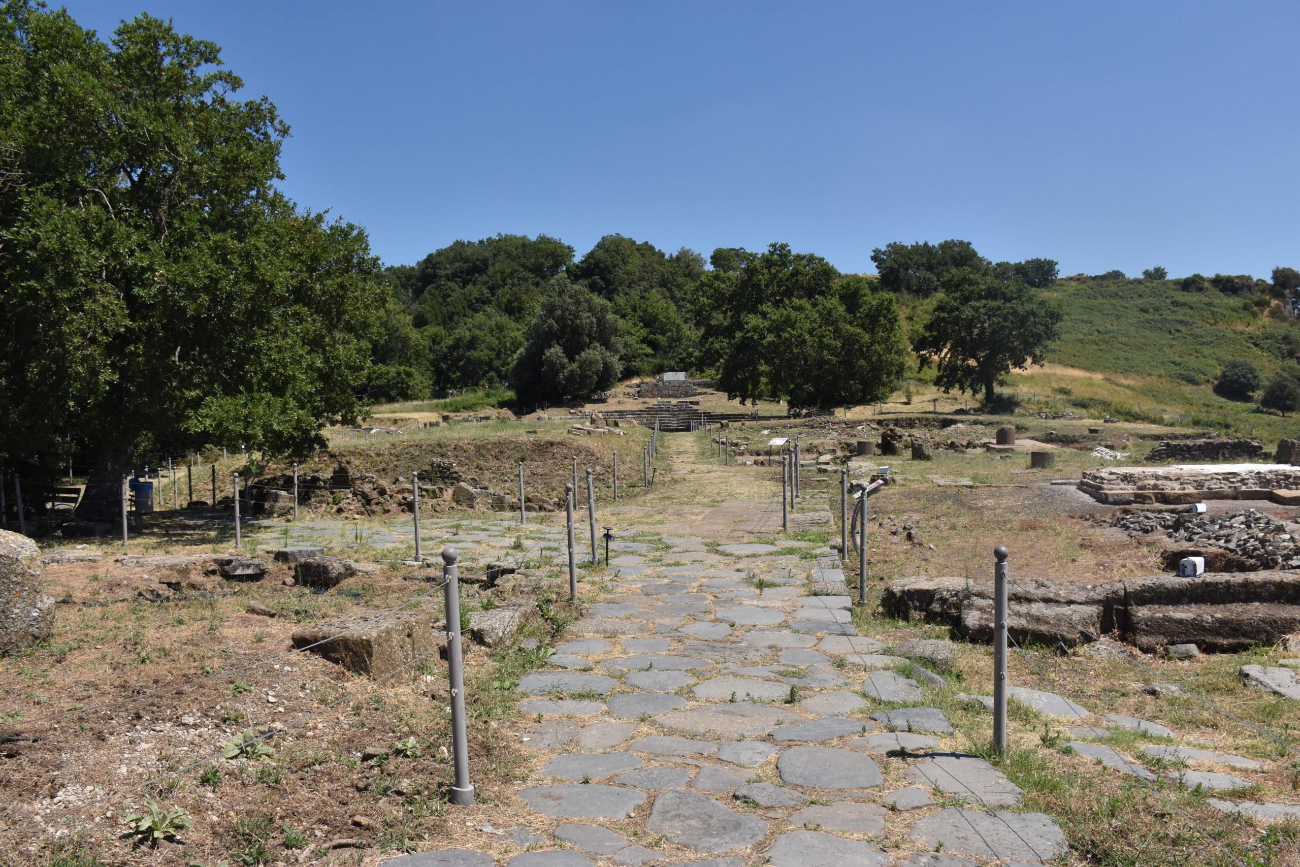 Area Archeologica Tuscolo