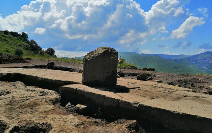 pavimento basilica forense